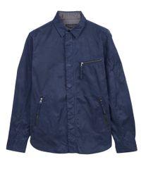 Rag & Bone - Blue Hendon Shirt  - Lyst