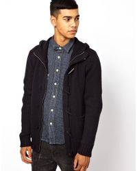 French Connection | Black Hoodie for Men | Lyst