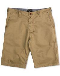 Billabong - Green Carter Shorts for Men - Lyst