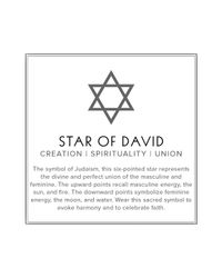 ALEX AND ANI | Metallic Star Of David Beaded Bracelet, Precious Metal Collection | Lyst