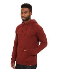 Obey | Purple Monument Pullover Hoodie for Men | Lyst