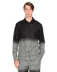 Cwst - Black Larrabee Shirt for Men - Lyst