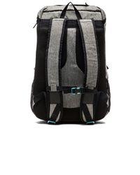 Nixon - Gray Landlock Backpack - Lyst