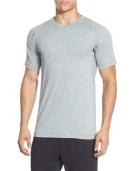 Rhone - Gray The General Performance T-Shirt for Men - Lyst