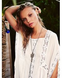 Free People | Metallic Ax + Apple Womens Cactus Bolo | Lyst