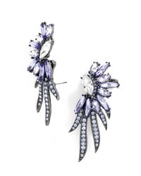 BaubleBar - Purple Viserion Ear Cuffs - Lyst
