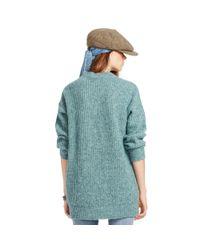 Denim & Supply Ralph Lauren | Blue Rib-knit Crewneck Tunic | Lyst