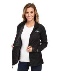 The North Face - Black Cipher Hybrid Jacket - Lyst