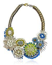 Sveva Collection - Multicolor Bambola Necklace - Lyst