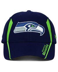 47 Brand - Blue '47 Seattle Seahawks Arc Mvp Adjustable Cap for Men - Lyst