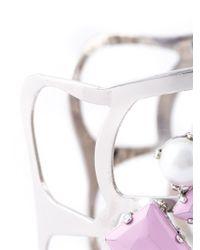 Philipp Plein - Pink 'fields' Bracelet - Lyst