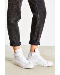 Converse - White Chuck Taylor All-star Brea Sneaker - Lyst