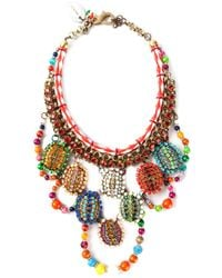 Sveva Collection | Multicolor Candy Choker Necklace | Lyst