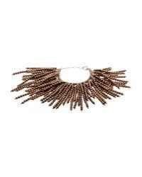 Brunello Cucinelli - Metallic Bracelet - Lyst