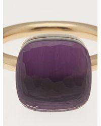 Pomellato - Purple Gold Amethyst Ring - Lyst