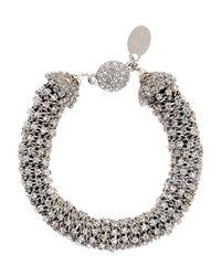 Giorgio Armani - Metallic Bracelet - Lyst