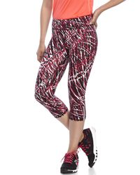 Marc New York - Multicolor Cropped Performance Leggings - Lyst