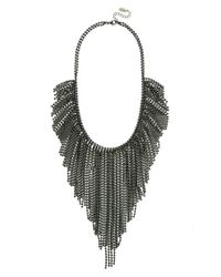BaubleBar | Metallic 'acid Fringe' Bib Necklace | Lyst