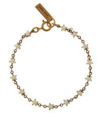 Isabel Marant | White Hoshi Star Resin Bracelet | Lyst