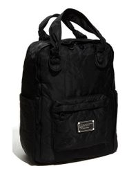Marc By Marc Jacobs | Black 'pretty Nylon' Knapsack | Lyst
