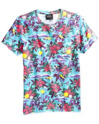 Wesc | White Sarek Hawaiian Pocket T-shirt for Men | Lyst