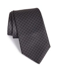 Robert Talbott | Black Best Of Class Geometric Silk Tie for Men | Lyst