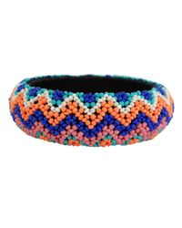 Ziba | Multicolor Abril Bangle | Lyst