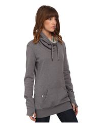 Bench - White Junction Overhead Sweater - Lyst