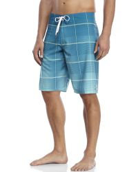 Billabong | Blue All Day Plaid X Board Shorts for Men | Lyst