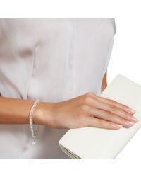 Astley Clarke - Metallic Sterling Silver Lotus Friendship Bracelets - Lyst