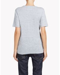 DSquared² | Gray Renny Fit T-shirt | Lyst
