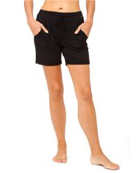 Kensie | Black Basic Boxer Shorts | Lyst