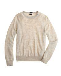 J.Crew - Natural Slim Sedona Sweater for Men - Lyst