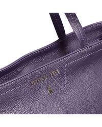 Patrizia Pepe - Purple Women's Handbag - Lyst