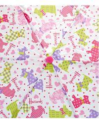 Harrods - Multicolor Polka Dot Westie Umbrella - Lyst