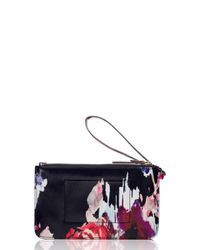 kate spade new york | Multicolor Cedar Street Hazy Floral Slim Bee | Lyst