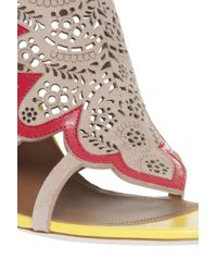Malone Souliers - Natural Eva Heel Sandals - Lyst