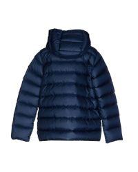 Aspesi - Blue Down Jacket - Lyst