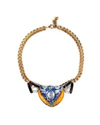 Lulu Frost | Blue 50 Year Necklace #4 | Lyst