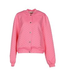 Peter Jensen | Pink Jacket | Lyst