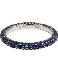 Sidney Garber | Blue Sapphire Thread Ring | Lyst