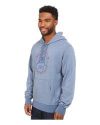Patagonia | Blue Basecamp Lightweight Hooded P/o Sweatshirt for Men | Lyst