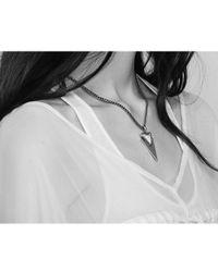Jenny Bird | Metallic Flagstaff Necklace | Lyst