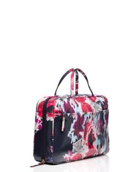 kate spade new york - Multicolor Cedar Street Hazy Floral Large Manuela - Lyst