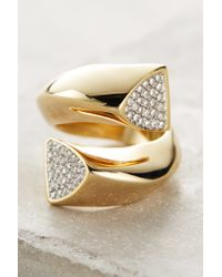 Sarah Magid | Metallic Byway Ring | Lyst