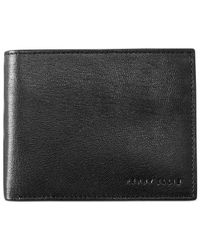 Perry Ellis | Black Coin Bifold Wallet for Men | Lyst