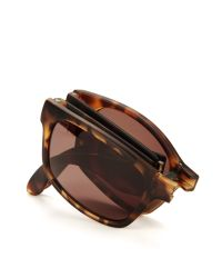 Ted Baker - Brown Foldable Sunglasses for Men - Lyst