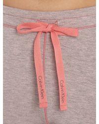 Calvin Klein | Pink Pj Pant | Lyst