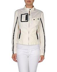 Brema - White Jacket - Lyst