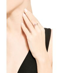 Sehti Na - Pink Topaz Parallel Planet Ring - Lyst
